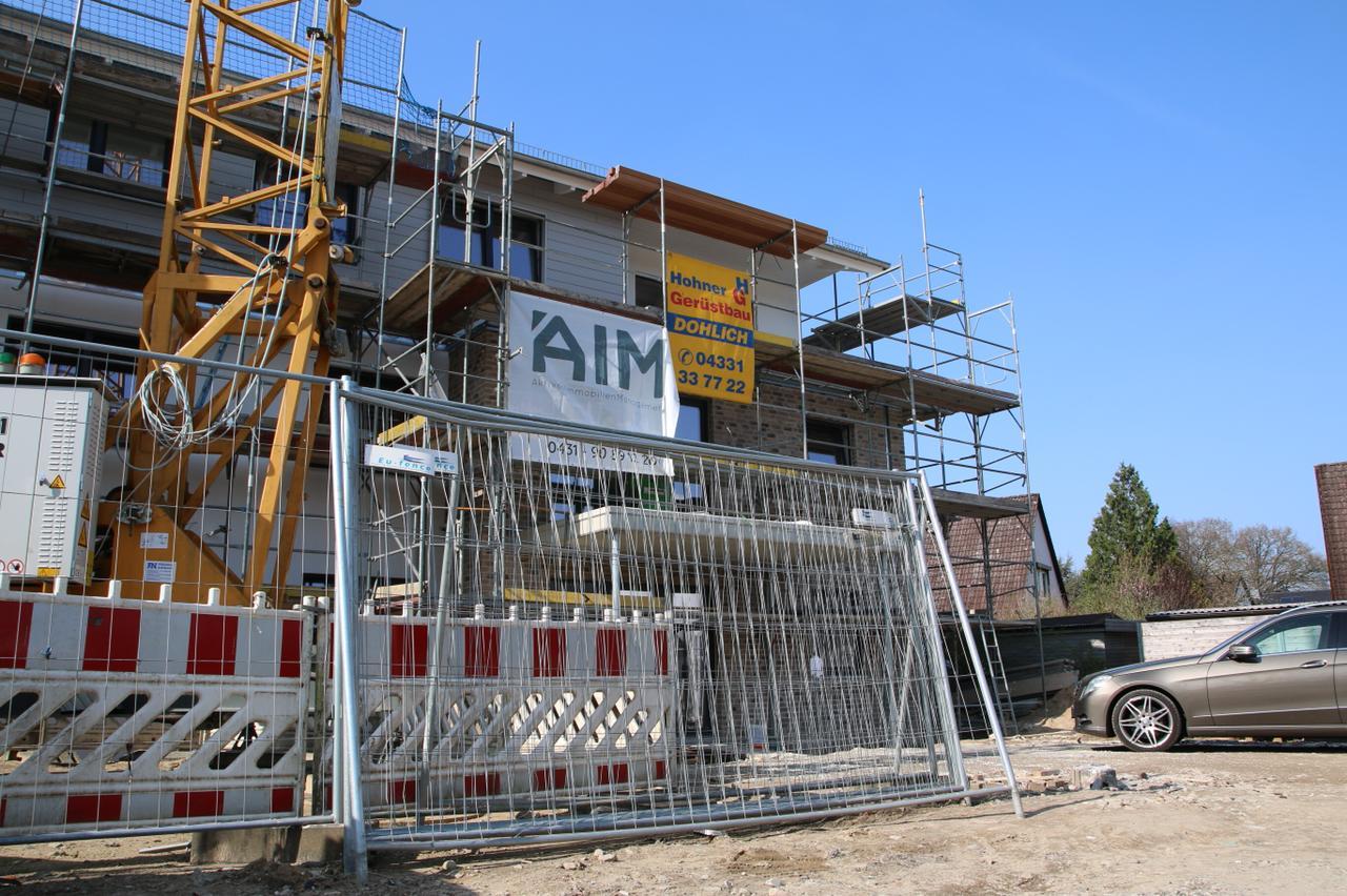 13 exklusive Neubauwohnungen in Schwentinental im Angebot (ALLE WOHNUNGEN BEREITS VERGEBEN!)🆕🏰