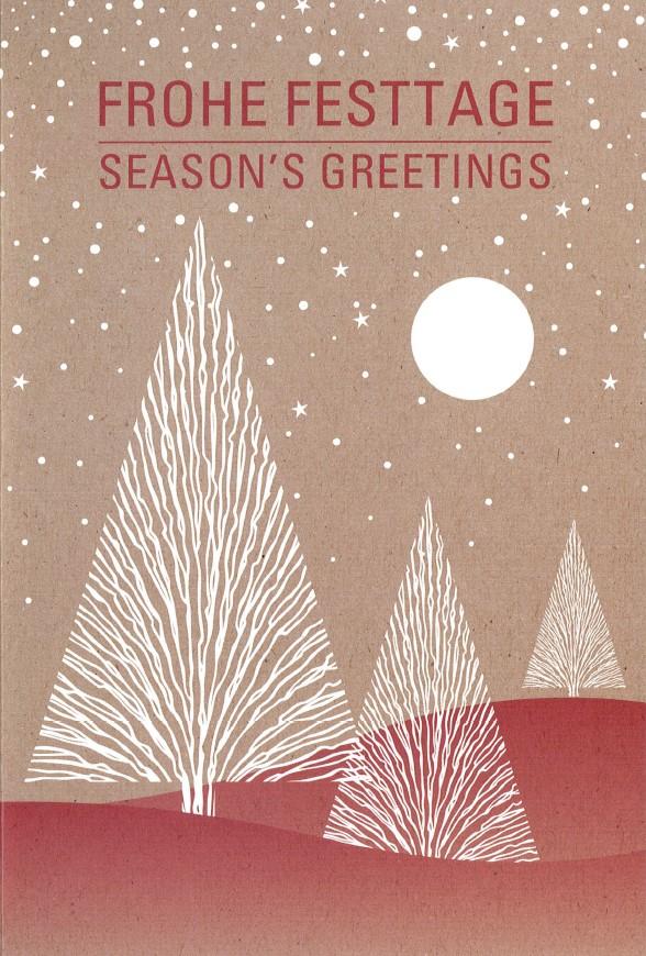 Die AIM wünscht Ihnen schöne Weihnachtstage!🎄🎅